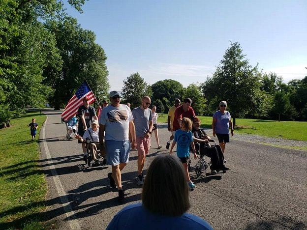 2018 Movin' for Inclusion 5K Walk